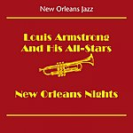 Louis Armstrong & His All-Stars New Orleans Jazz (Louis Armstrong And The All-Stars - New Orleans Nights)