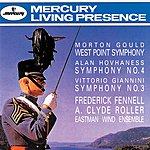 Eastman Wind Ensemble Gould: West Point Symphony/Hovhaness: Symphony No.4/Giannini: Symphony No. 3