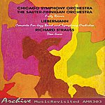 Chicago Symphony Orchestra Concerto For Jazz Band And Orchestra / Don Juan
