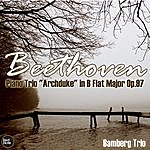 """Bamberg Trio Beethoven: Piano Trio """"archduke"""" In B Flat Major Op.97"""