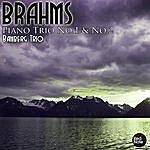 Bamberg Trio Brahms: Piano Trio No.1 & No.2