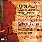 Robert Cohen Bach: Cello Suites 1-6