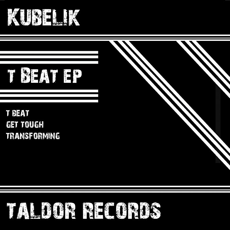 Cover Art: T Beat EP