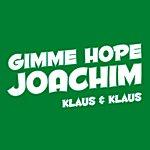 Klaus & Klaus Gimme Hope Joachim (Single)