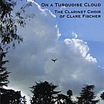 Clare Fischer On A Turquoise Cloud