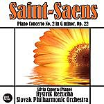 Slovak Philharmonic Orchestra Saint-Saens: Piano Concerto No. 2 In G Minor, Op. 22
