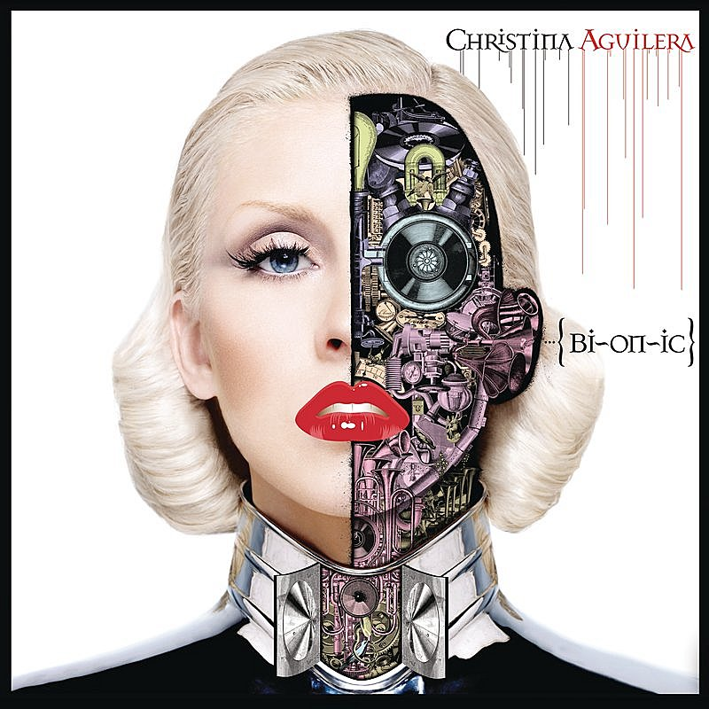 Cover Art: Bionic (Edited)