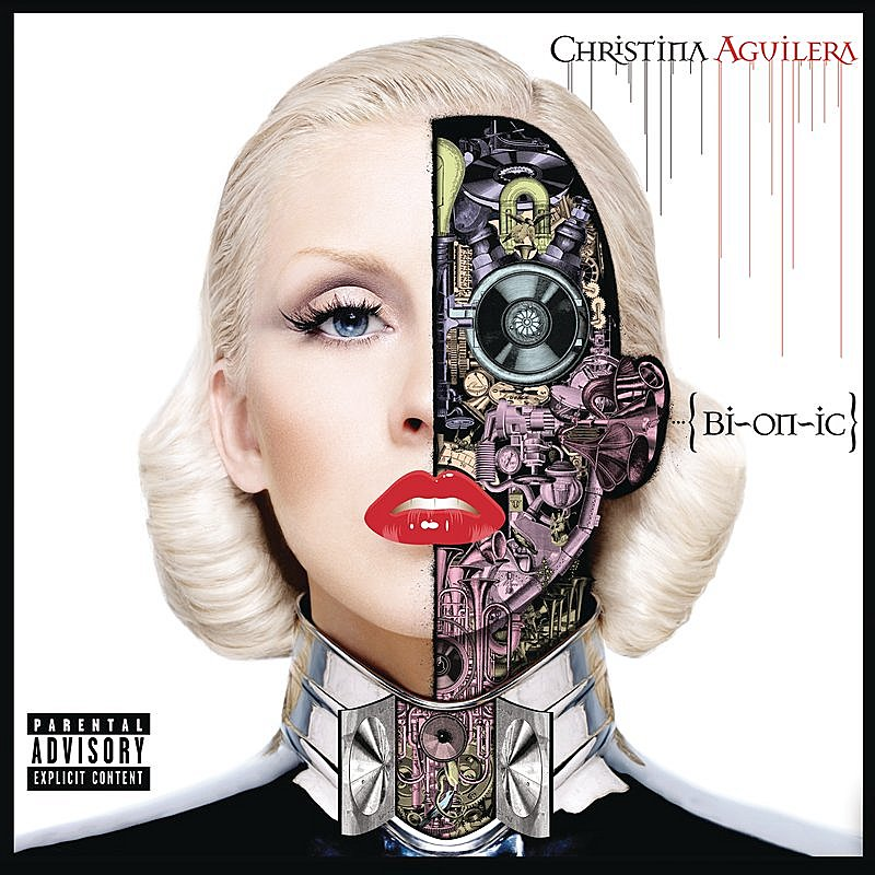 Cover Art: Bionic (Parental Advisory)