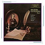 Charles Munch Brahms: Piano Concerto No. 1 In D Minor, Op. 15