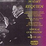 Nikolai Golovanov Wolfgang Amadeus Mozart : Requiem