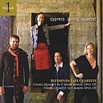 Cypress String Quartet Beethoven Late Quartets, Vol.1