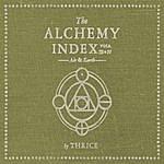 Thrice The Alchemy Index: Vol. 3 & 4: Air & Earth