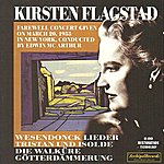 Kirsten Flagstad Kirsten Flagstad Farewell Concert 1955