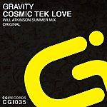 Gravity Cosmic Tek Love (2-Track Single)