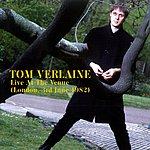 Tom Verlaine Live At The Venue (London, 3rd June 1982)