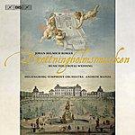 Andrew Manze Roman: Royal Wedding Music