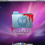 Francis Kill Files (4-Track Maxi-Single)