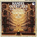 The English Concert Handel: Overtures