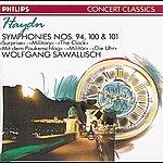 Wiener Symphoniker Haydn: Symphonies Nos. 94, 100 & 101