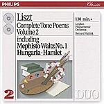 London Philharmonic Orchestra Liszt: Complete Tone Poems, Vol.2 (2 Cds)