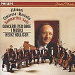 Heinz Holliger Albinoni / Cimarosa / Marcello / Sammartini / Lotti: Oboe Concertos