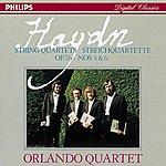 Orlando Haydn: String Quartets, Op. 76 Nos. 4 & 6