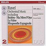 Royal Concertgebouw Orchestra Ravel: Orchestral Music - Boléro/Ma Mère L'oye Etc. (2 Cds)