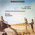 Bruno Canino Turina: Works For Violin And Piano