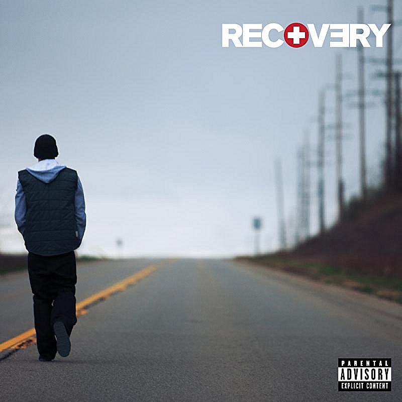 Cover Art: Recovery (Parental Advisory)