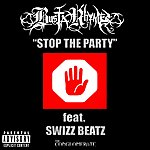 Busta Rhymes Stop The Party (Iron Man) (Feat. Swizz Beatz) (2-Track Single) (Parental Advisory)