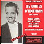 Sir Thomas Beecham Jacques Offenbach: Les Contes D'hoffmann