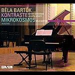 Béla Bartók Bartok: Contrasts / Mikrokosmos, Vols. 4-6