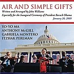 Yo-Yo Ma Air And Simple Gifts (Single)