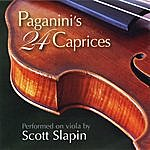 Scott Slapin Paganini's 24 Caprices Performed On Viola By Scott Slapin