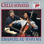 Yo-Yo Ma Rachmaninoff, Prokofiev: Cello Sonatas
