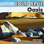 Cold Blue Oasis