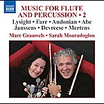 Marc Grauwels Music For Flute And Percussion, Vol. 2