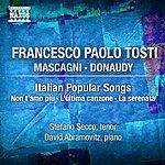 Stefano Secco Traditional Italian Songs