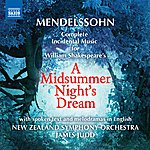 James Judd Mendelssohn: A Midsummer Night's Dream (With Spoken Text And Melodramas In English)