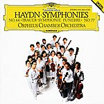 Orpheus Chamber Orchestra Haydn: Symphonies Nos. 44 & 77