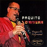 Paquito D'Rivera Paquito D'rivera - Partners In Time