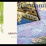 Jaap Ter Linden Telemann, G.p.: Les Tresors Caches