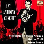 Ray Anthony & His Orchestra Vintage Dance Orchestras No. 172 - Ep: Ray Anthony Concert
