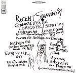 Igor Stravinsky Recent Stravinsky Conducted By The Composer