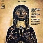 Igor Stravinsky Stravinsky Conducts Symphony Of Psalms