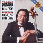 Yo-Yo Ma Shostakovich, Kabalevsky: Cello Concertos