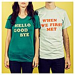 Hellogoodbye When We First Met (2-Track Single)