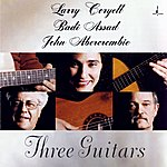 Larry Coryell 3 Guitars