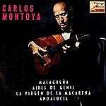 Carlos Montoya Vintage Flamenco Guitarra No. 16 - Ep: Carlos Montoya In Concert