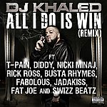 Cover Art: All I Do Is Win (Remix) (Parental Advisory)